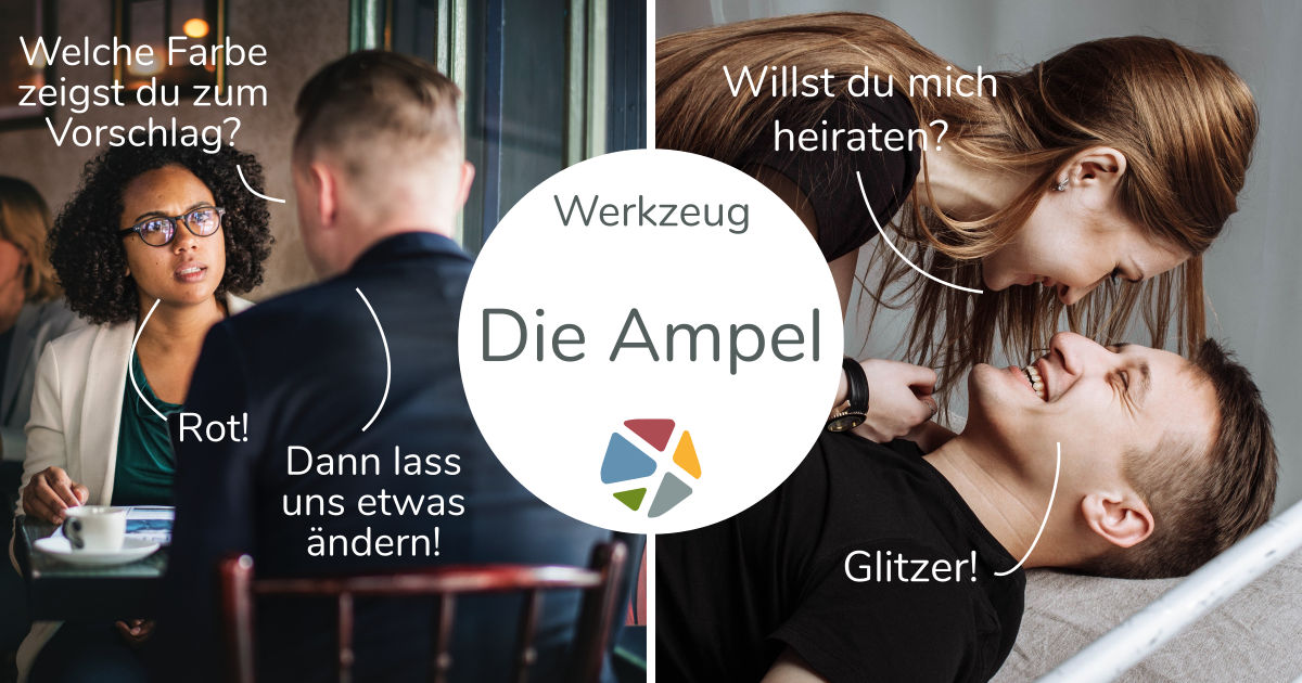 Connected Awareness - Werkzeug: Die Ampel