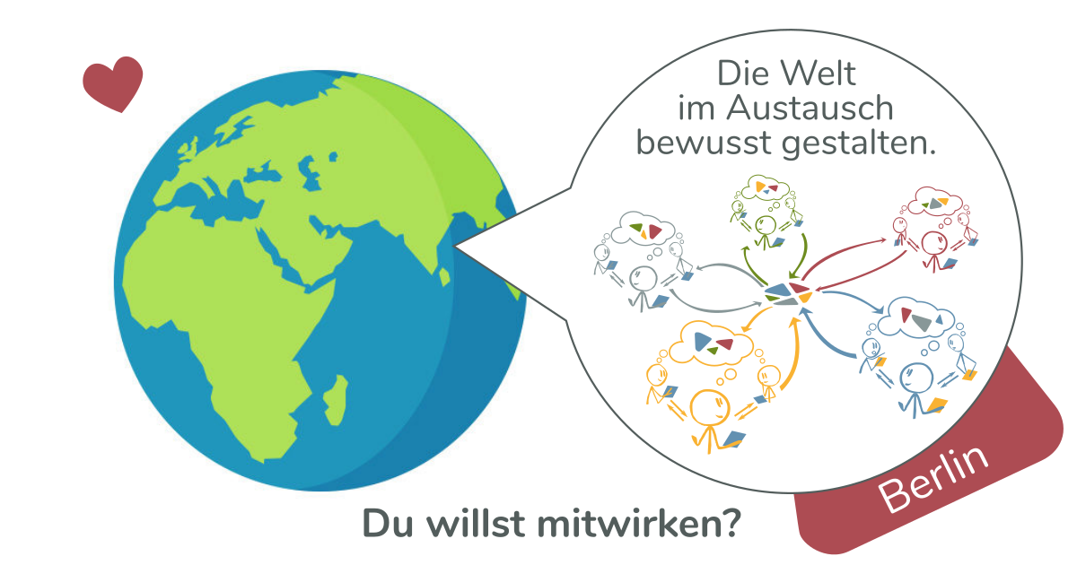 Connected Awareness - Kennenlernen für Neugieriege - Berlin